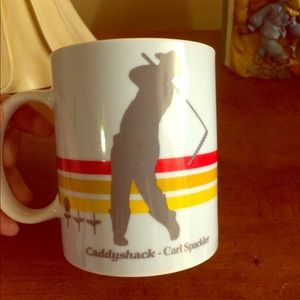 Other - Rare Caddyshack Mug